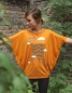 Preview: Kurzarm FLowshirt Curry mit Heißluftballons
