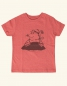 Preview: Marlene Maulwurf - Fair Wear Kinder T-Shirt - Heather Red