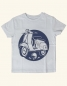 Preview: Schaltroller - Fair Wear Kinder T-Shirt - Hellblau