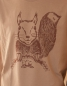 Preview: Ella Eichhorn / Squirrel - Fair Wear Männer T-Shirt - Walnutbrown