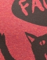 Preview: Kater Ferdinand Fauch - Fair Wear Männer T-Shirt - RotDots