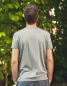 Preview: Freiheit - Fair Wear Männer T-Shirt - Heather Grey