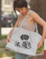 Preview: Hey Oskar Otter - Fair Wear Shopper - Heather Grey